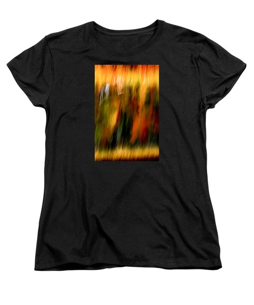 Condiments Women's T-Shirt (Standard Cut) by Darryl Dalton