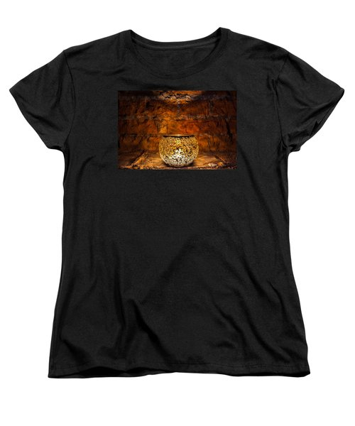 Core Women's T-Shirt (Standard Cut) by Tgchan
