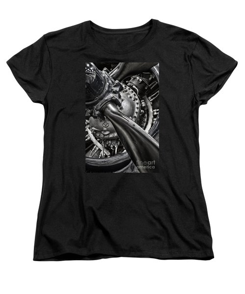 Corsair Women's T-Shirt (Standard Cut) by Bryan Keil