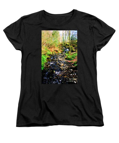 Women's T-Shirt (Standard Cut) featuring the photograph Country Life by Doc Braham