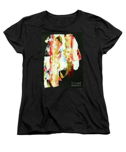 Crazy Horse  An American Hero Women's T-Shirt (Standard Cut) by Roberto Prusso