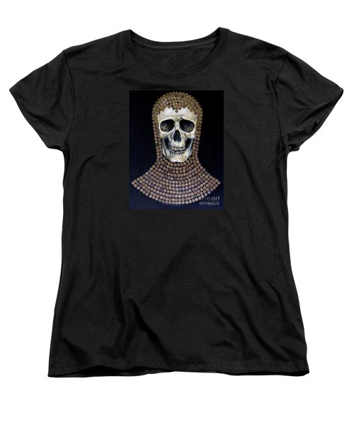 Crusader Women's T-Shirt (Standard Cut) by Arturas Slapsys