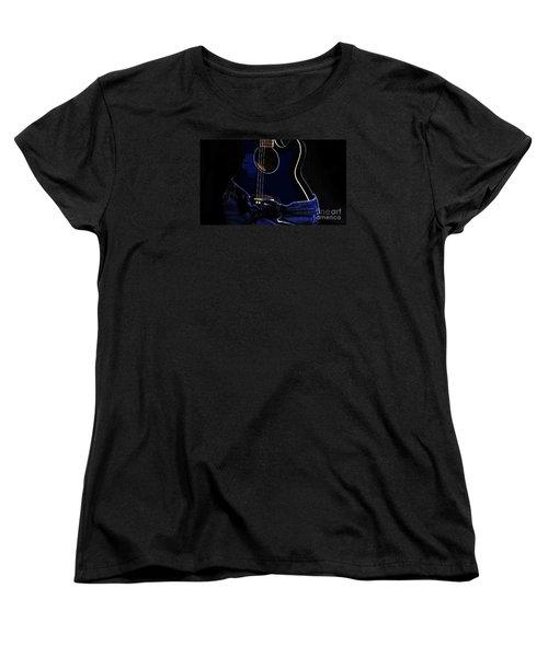 Women's T-Shirt (Standard Cut) featuring the photograph Curves by Randi Grace Nilsberg