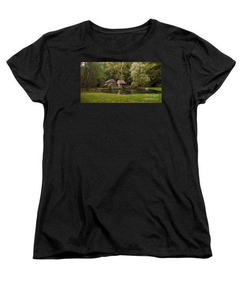 Cuttalossa In Summer II Women's T-Shirt (Standard Cut) by Debra Fedchin
