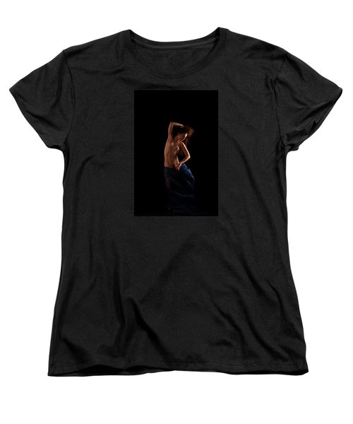 Women's T-Shirt (Standard Cut) featuring the photograph Dance With The Devil by Mez