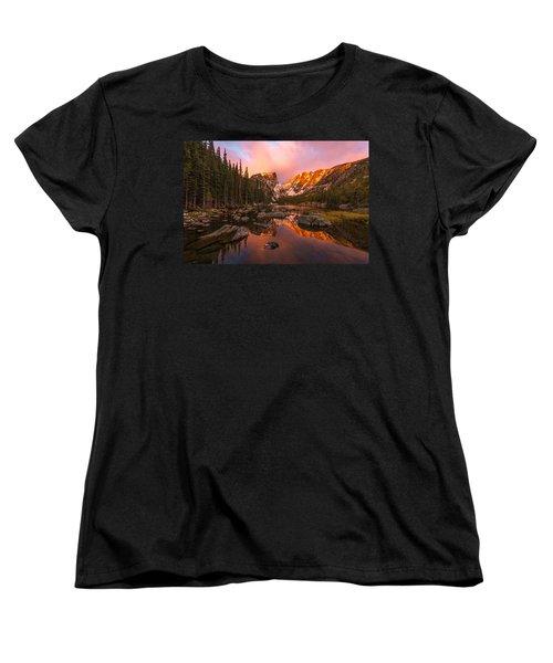 Dawn Of Dreams Women's T-Shirt (Standard Cut) by Dustin  LeFevre