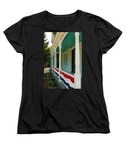 Days Gone By Women's T-Shirt (Standard Cut) by Patrick Shupert