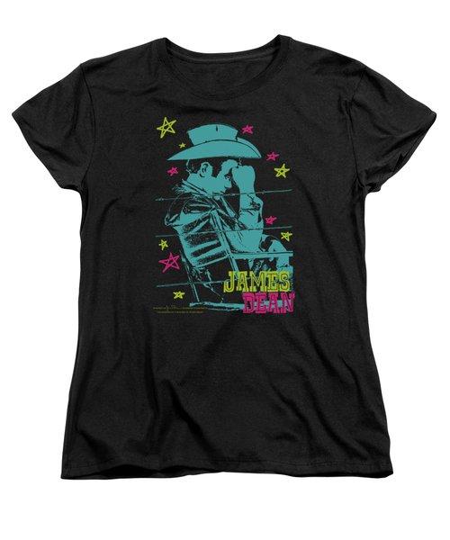 Dean - Barb Wire Cowboy Women's T-Shirt (Standard Cut) by Brand A