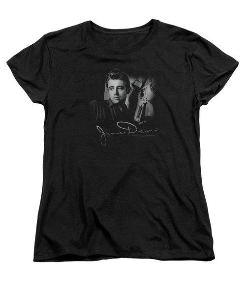 Dean - Mementos Women's T-Shirt (Standard Cut) by Brand A