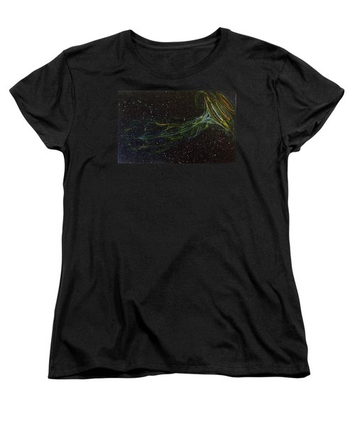 Death Throes Women's T-Shirt (Standard Cut) by Sean Connolly