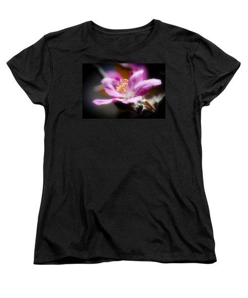 Delicate Glow Women's T-Shirt (Standard Cut) by Greg Collins