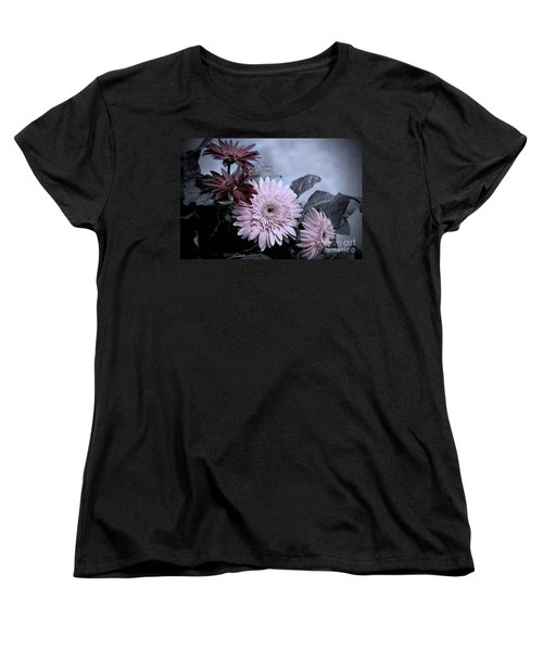 Women's T-Shirt (Standard Cut) featuring the photograph Delicate Solstice by Cathy  Beharriell