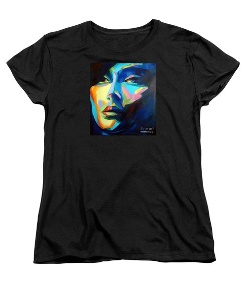Desires And Illusions Women's T-Shirt (Standard Cut) by Helena Wierzbicki