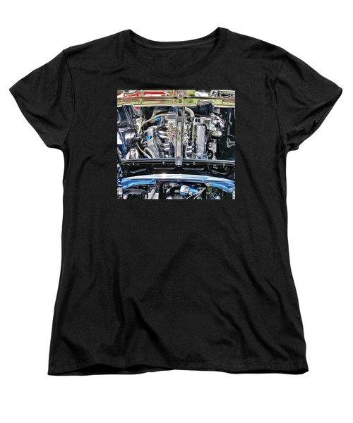 Details Women's T-Shirt (Standard Cut) by David Pantuso