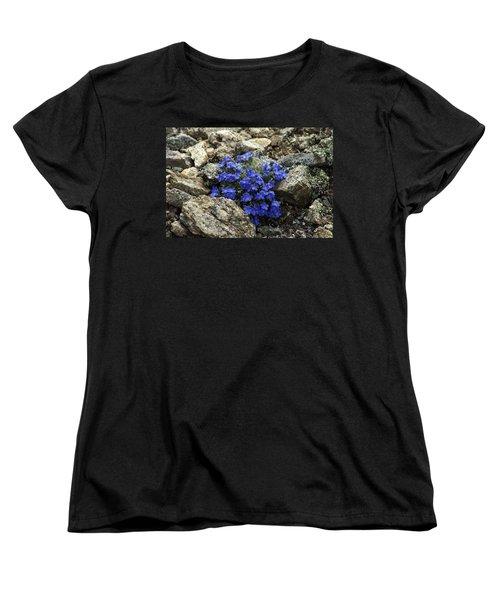 Women's T-Shirt (Standard Cut) featuring the photograph Determination by Jeremy Rhoades