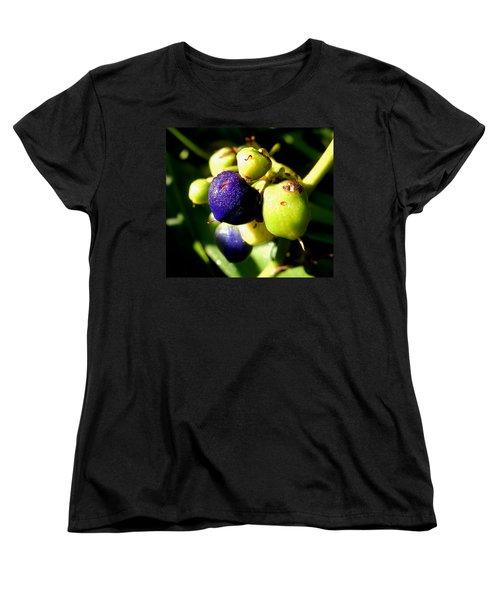 Dew Kissed Women's T-Shirt (Standard Cut) by Pamela Walton