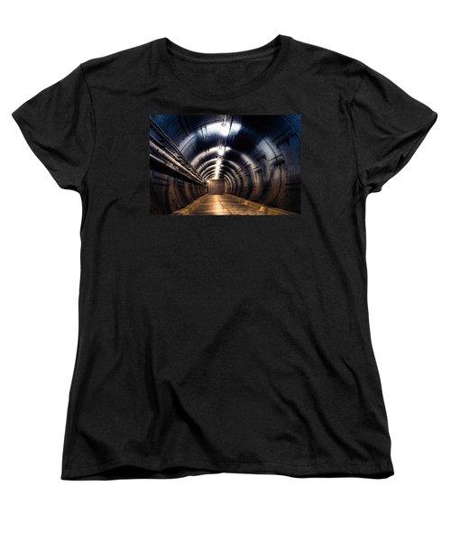 Diefenbunker Women's T-Shirt (Standard Cut) by Bianca Nadeau