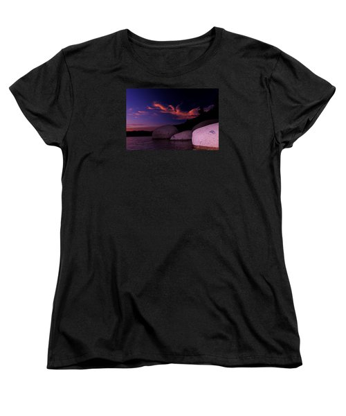 Women's T-Shirt (Standard Cut) featuring the photograph Do You Believe In Dragons? by Sean Sarsfield