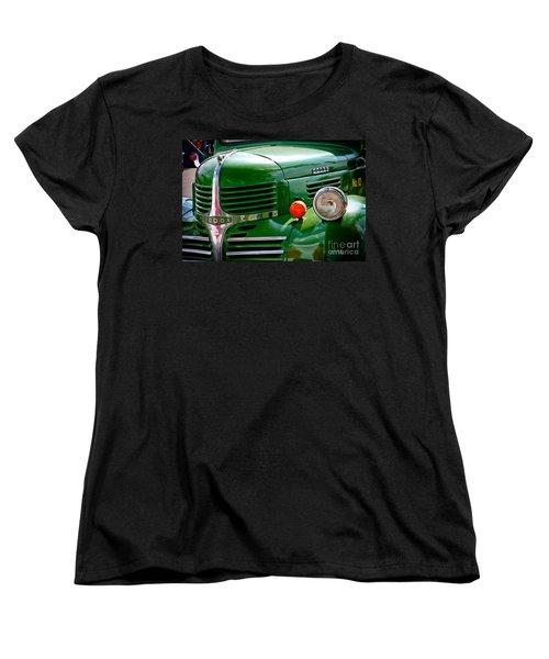 Dodge Truck Women's T-Shirt (Standard Cut) by Les Palenik