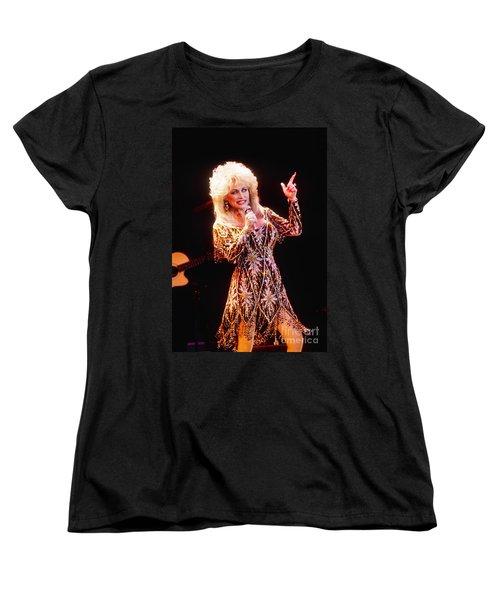 Dolly - Fs000266 Women's T-Shirt (Standard Cut) by Daniel Dempster