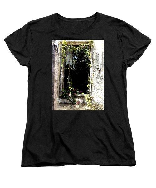 Doorway Delights Women's T-Shirt (Standard Cut) by Anne Mott