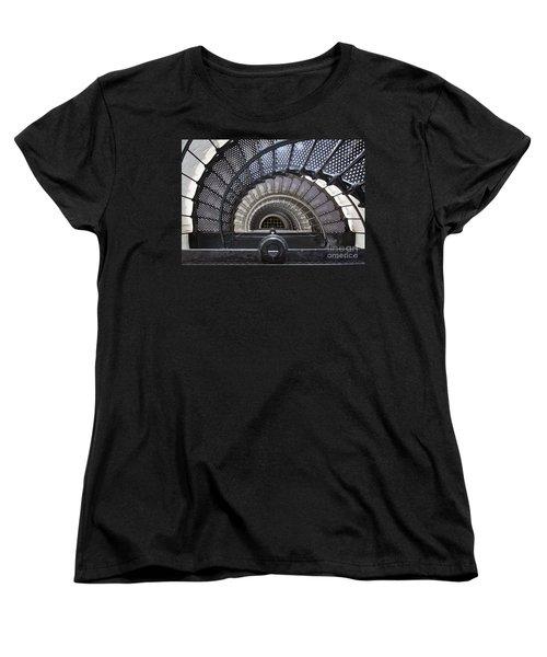 Downward Spiral Women's T-Shirt (Standard Cut)