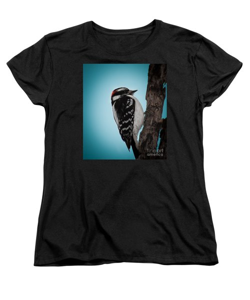 Downy Women's T-Shirt (Standard Cut) by Bianca Nadeau