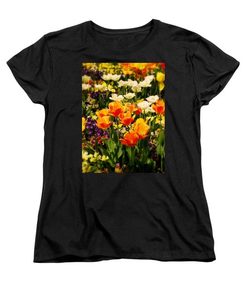 Dreaming In Color Women's T-Shirt (Standard Cut)