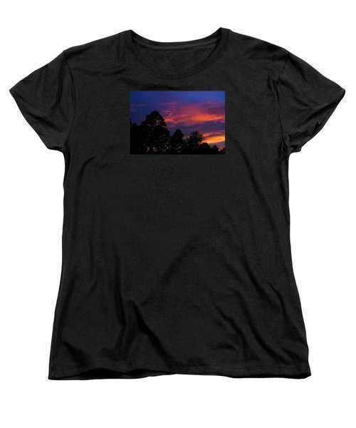 Women's T-Shirt (Standard Cut) featuring the photograph Dreaming Of Mobile by Julie Andel