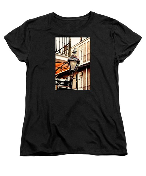 Dressed For The Party Women's T-Shirt (Standard Cut) by Scott Pellegrin