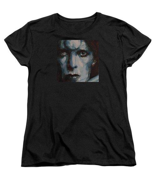 Drive In Saturday Women's T-Shirt (Standard Cut)