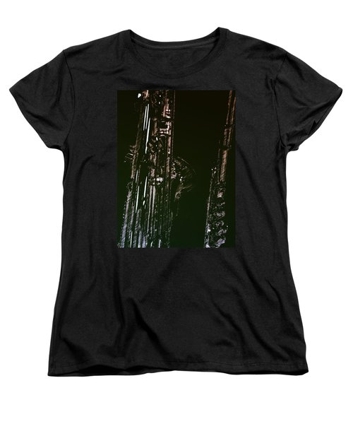 Women's T-Shirt (Standard Cut) featuring the photograph Duet by Photographic Arts And Design Studio