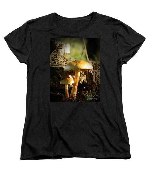 Duo Women's T-Shirt (Standard Cut) by Chalet Roome-Rigdon