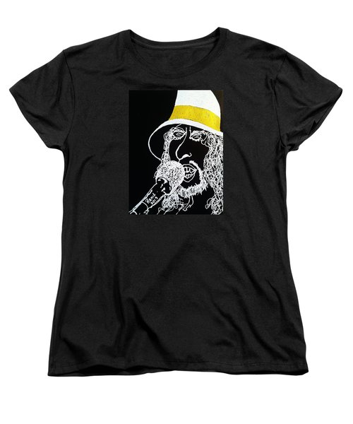 Dylan In Concert Women's T-Shirt (Standard Cut)