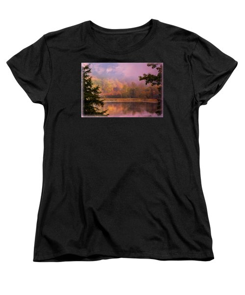 Early Morning Beauty Women's T-Shirt (Standard Cut) by Sherman Perry