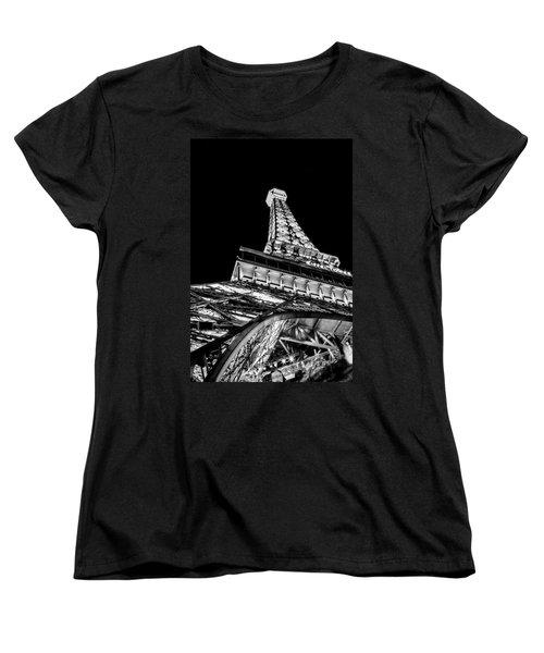 Industrial Romance Women's T-Shirt (Standard Cut) by Az Jackson