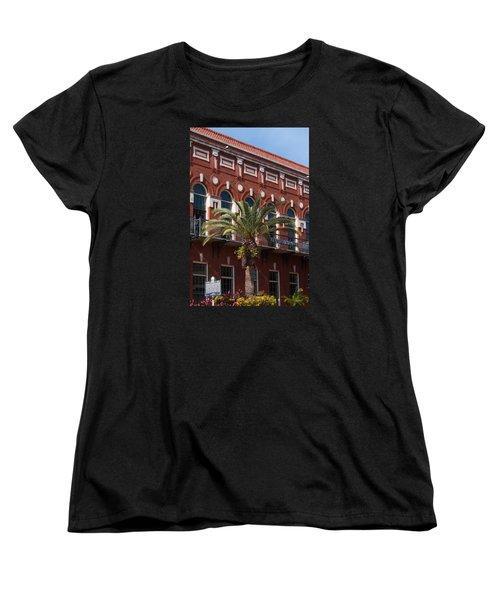 El Centro Espanol De Tampa Women's T-Shirt (Standard Cut) by Paul Rebmann