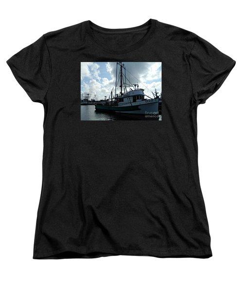 Ellie J Women's T-Shirt (Standard Cut) by Chalet Roome-Rigdon