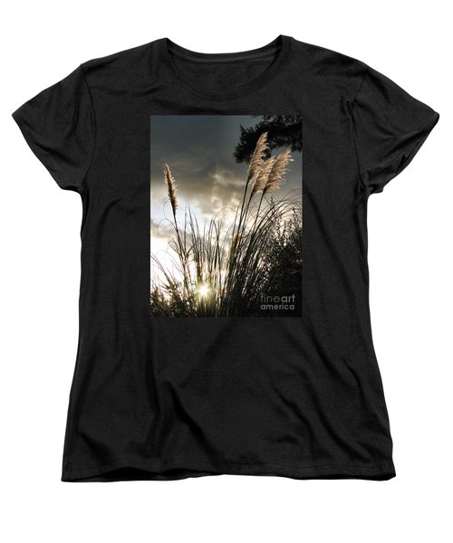 Embracing The Mystery Women's T-Shirt (Standard Cut) by Rory Sagner