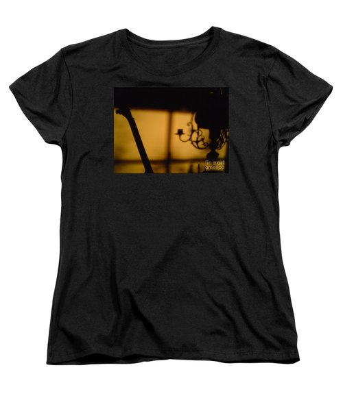 Women's T-Shirt (Standard Cut) featuring the photograph End Of The Day by Martin Howard