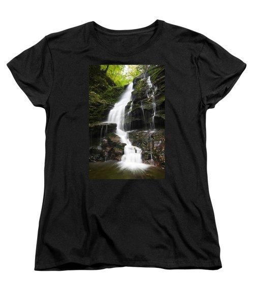 Erie Falls Women's T-Shirt (Standard Cut)