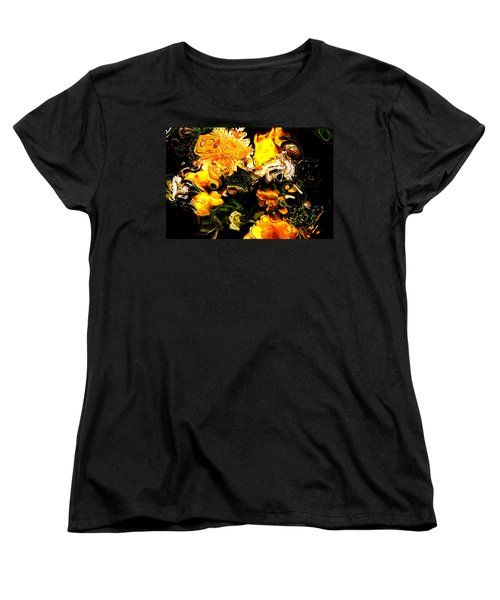 Ex Obscura Women's T-Shirt (Standard Cut) by Richard Thomas