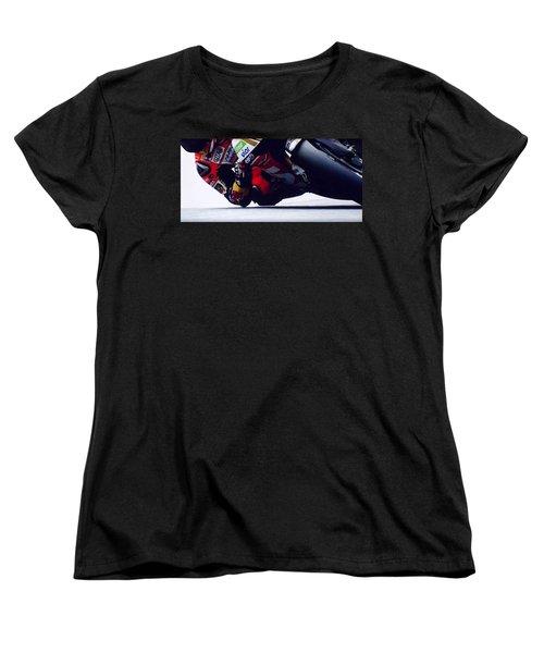 Extreme Women's T-Shirt (Standard Cut) by Bill Stephens