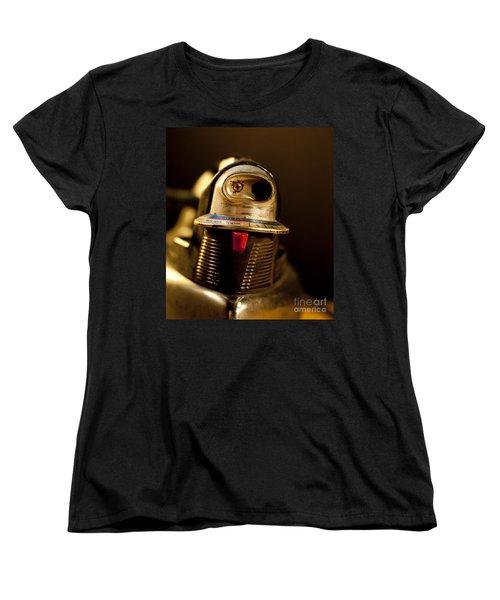 Eye To Eye Women's T-Shirt (Standard Cut) by Wilma  Birdwell