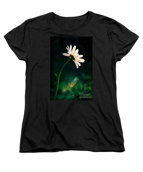 Facing The Sun Women's T-Shirt (Standard Cut) by Randi Grace Nilsberg