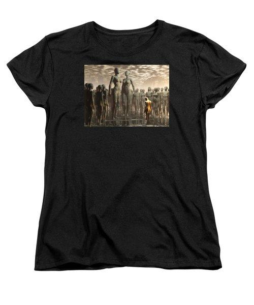 Fate Of The Dreamer Women's T-Shirt (Standard Cut)