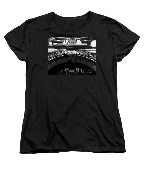 Fdny - Engine 55 Women's T-Shirt (Standard Cut) by James Aiken