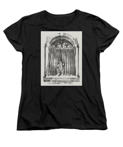 Fear's Overture Women's T-Shirt (Standard Cut) by Yvonne Wright