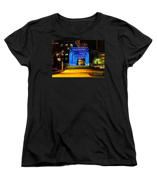Women's T-Shirt (Standard Cut) featuring the photograph Feeling Blue by Robert Pearson