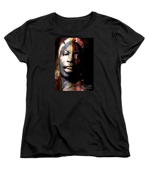 Felling Good  Women's T-Shirt (Standard Cut) by Paul Lovering